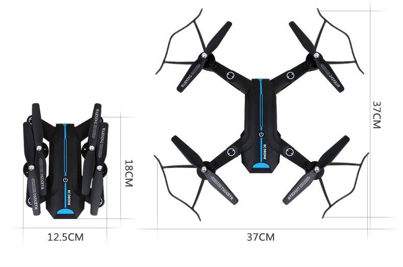 2.4 quadcopter States JJRC 13
