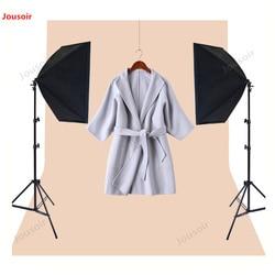 40W LED Studio softbox shooting fill lamp photographic lamp set clothing model document Photo lamp CD50 T03