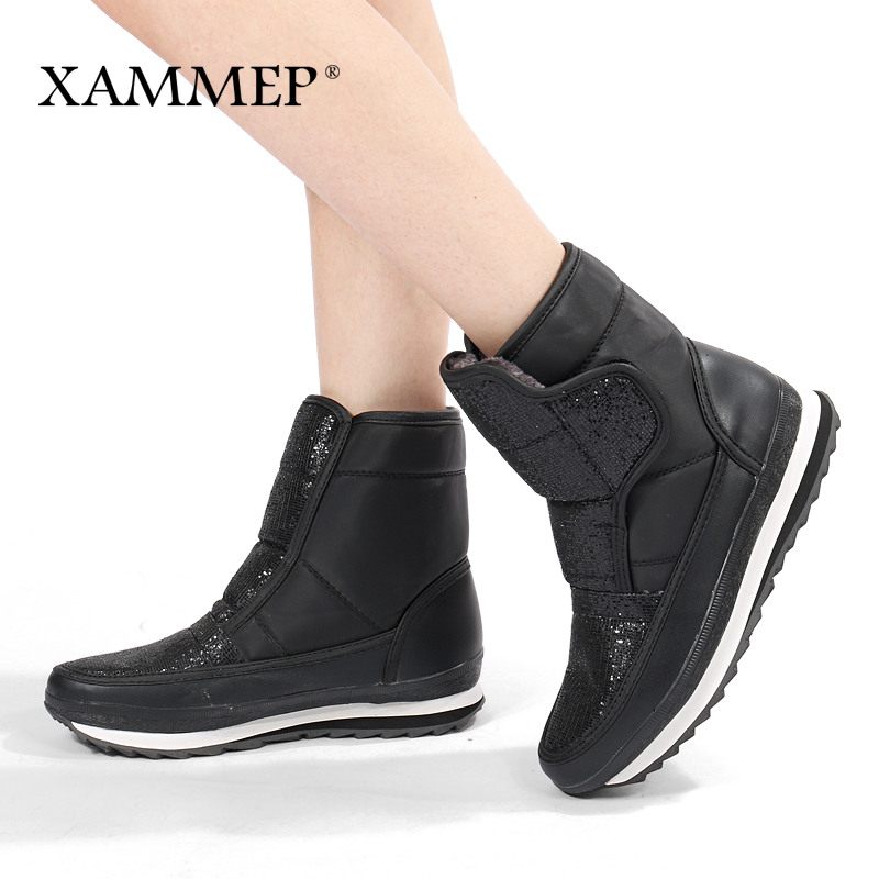 Women Winter Shoes Plus Big Size High Quality Brand Women Shoes - Women's Shoes