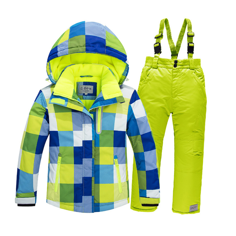 New 4~16 years brand children Waterproof ski suit jackets Winter coat kids jacket parka snowsuit girls coats boys clothing set new children down jacket out clothing winter ski clothes winter jacket for girls children outerwear winter jackets coats