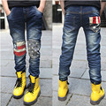 New Year's gift ,Free shipping children's clothing boys long pants Korean version fall and winter children jeans, boys jeans