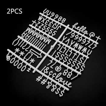 Characters For Felt Letter Board 220 Piece Numbers For Changeable Letter Board Drawing Board