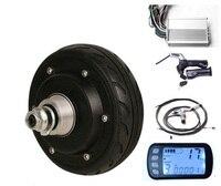 5 250 Вт 36 В Электрический мотор для скутера с ЖК дисплеем электрический комплект для скейтборда Электрический велосипед конверсионный комп