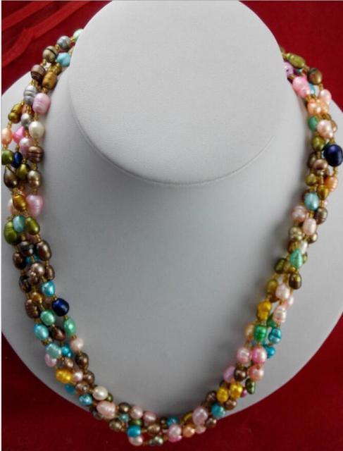 a4f8f159c989 Xueyun 2017 1003 + + + collar de perlas de Europa exótica perlas modelos  retro fabricantes