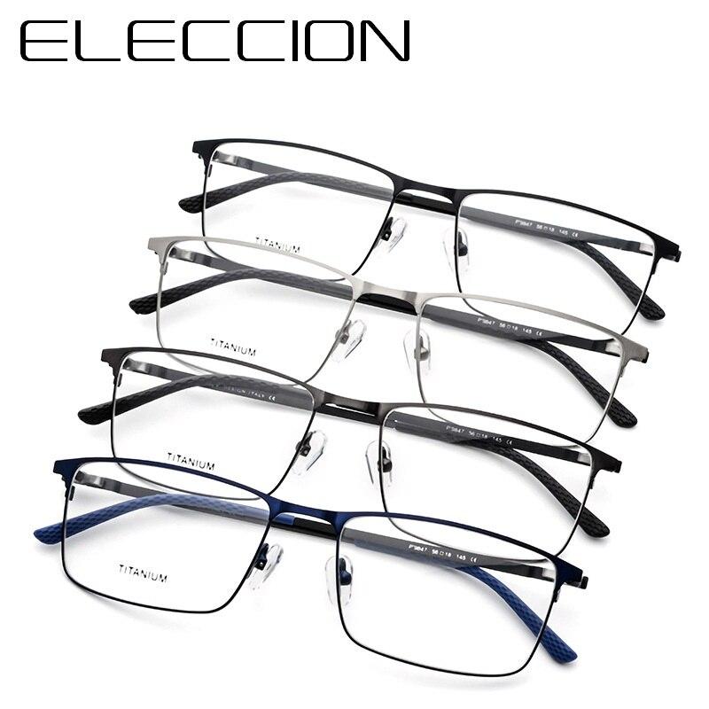 d4f64df052 Kirka bonito tipo hombres gafas marco Retro diseñador miopía marca óptico  claro lentes gafas marco óptico