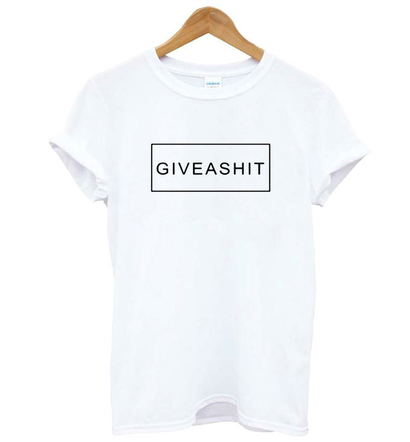 Give A Shit Letters Print...