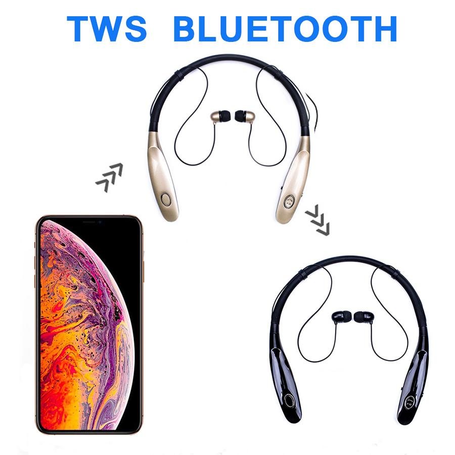 8 bluetooth earphone wireless headphone
