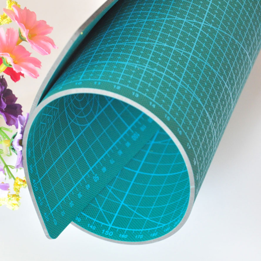 A2 Pvc Cutting Mat Self Healing Cutting Mat Patchwork Tools Craft Cutting Board Cutting Mats For Quilting
