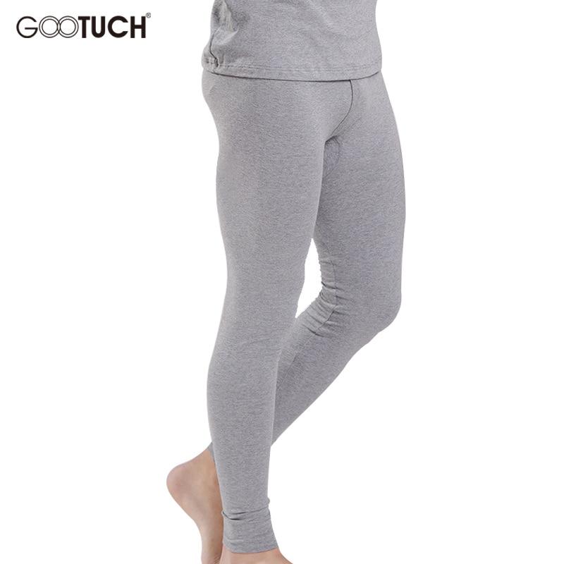 High Quality Mens Thermal Underwear Winter Modal Long Johns Pijama Pants 4XL 6XL 5XL Plus Size