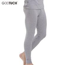 High Quality Mens Thermal Underwear Winter Modal Long Johns Pijama Pants 4XL 6XL 5XL Plus Size Men Warm Pants Gootuch 023