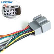 Car Radio Wire Wiring Harness Adapter Connector Car Adaptor Plug For Ford Fiesta Chevrolet Sail_220x220 online get cheap harness car stereo aliexpress com alibaba group  at virtualis.co