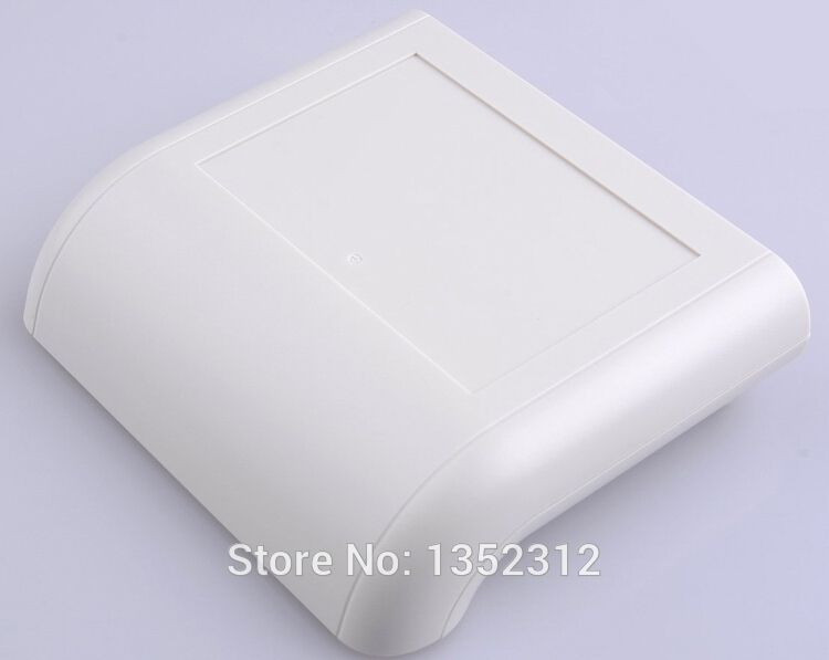 Free shipping 140*120*30mm 2 pcs/lot router enclosure waterproof plastic electronic case housing diy project box