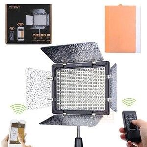 Image 3 - 2 ชิ้น Yongnuo YN300 III YN 300 III 3200 พัน   5500 พัน CRI95 + Pro ไฟ LED สนับสนุน AC อะแดปเตอร์และรีโมทคอนโทรล APP Control