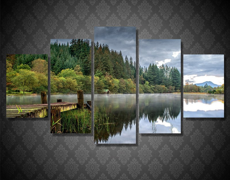 compare prices on water wall art online shopping/buy low price, Home designs