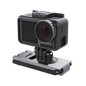 Image 5 - W magazynie PGYTECH dla DJI OMSO Pocket 2 Action Camera pasek uchwyt L uchwyt obrotowy uchwyt do OSMO Action Handheld Gimbal