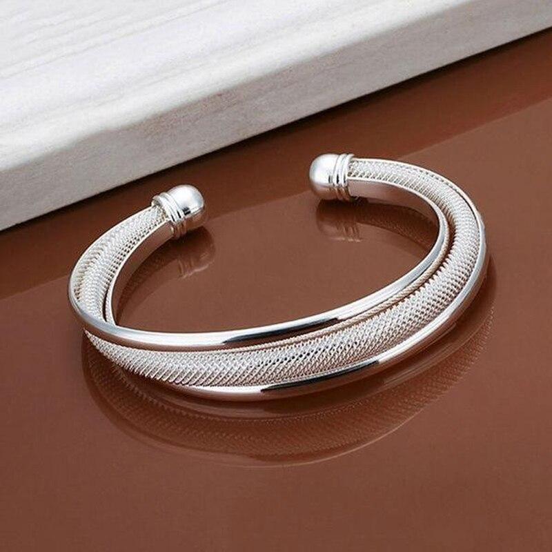 Silver Bangle Jewelry...