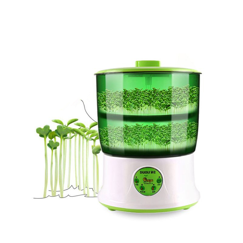 sprout machine