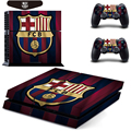 European Champion Football Team Vinyl Cover Decal Skin Sticker For Sony PlayStation 4 PS4 Console & 2 Controller Skins