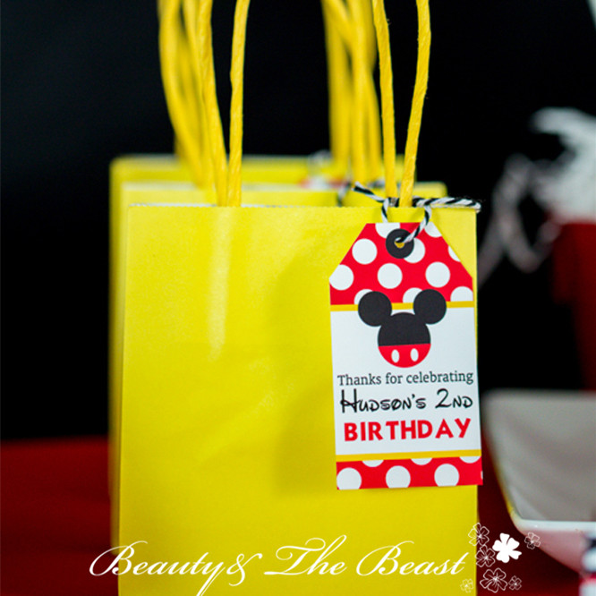 Happy Birthday Party Gift Customized Favour Personalised Baby Shower