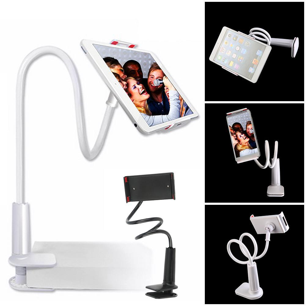 Cell Phone Holder Universal Flexible Long Arms Mobile Phone Holder Desktop Bed Lazy Bracket Mobile Stand Support For IPad