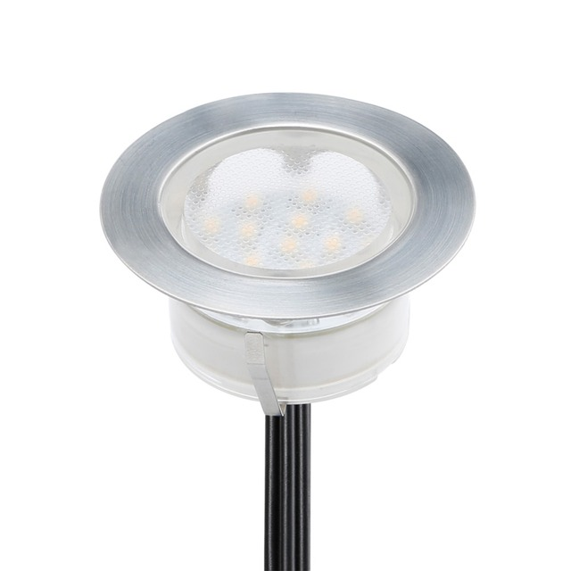 Recessed Led Up Lamp For Outdoor Decoration Underground Light Dc12v 1 5w Ip67 Lighting