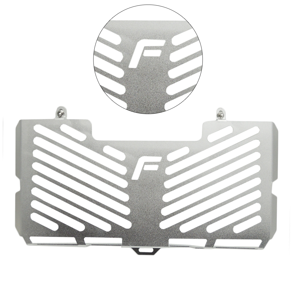 For BMW F800 R/S Radiator Cooler Grill Guard Cover fit for BMW F650 2008 2009 2010 2011 2012 2013 F700GS parts after market aluminum alloy radiator for ktm 250 sxf sx f 2007 2012 2008 2009 2010 2011