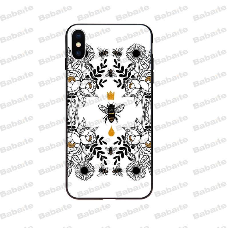 Babaite Queen Ape Coque Popolare Copertura Della Cassa Del Telefono Delle Cellule per il iphone di Apple 5 5S SE 6 6S Plus 7 8 X XS MAX XR Copertura