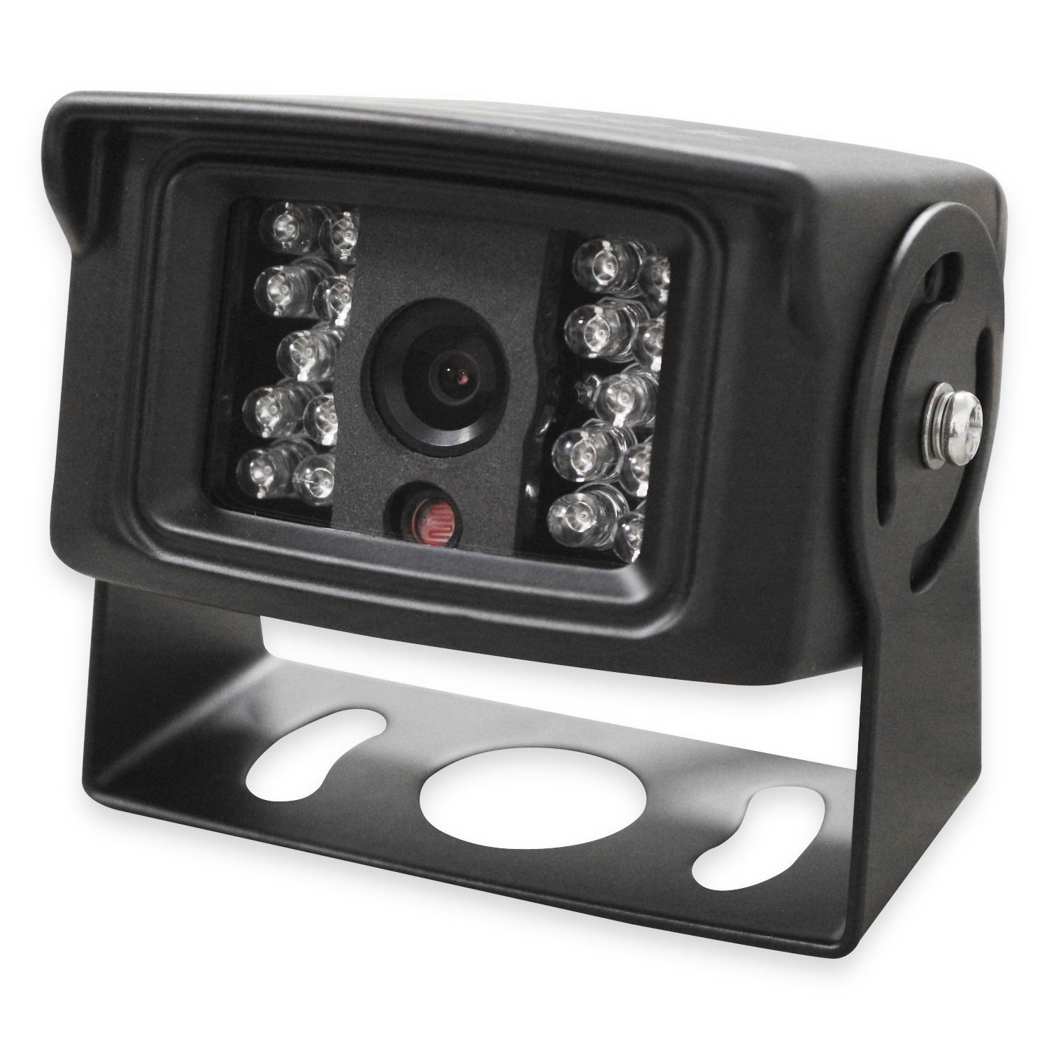 Rear View Camera with optical SONY CCD and GO for machinery, trucks or shuttle buses