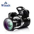 cheap Dslr camera/2.4'' TFT dislay digital video camera with 8x digital zoom camera free shipping