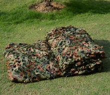 2 X 3M Military Camouflage Net Woodlands Leaves Camo Cover For Camping Hunting german elite m42 ss oak leaves camo hunting smock de 505134