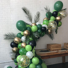 "36""18"" 12"" 10"" 5""Christmas Decor Latex Balloon Green Red White Helium Float Party Wedding Birthday Baby Shower New Year Balloons(China)"