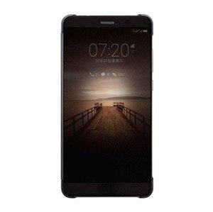 Image 4 - Voor Huawei Mate 9 Case Officiële intelligente Smart View Vindow PU Leather Case Voor Huawei Mate 9 Flip Cover Volledige beschermende Gevallen