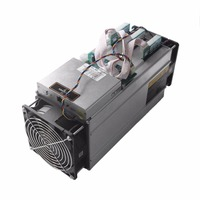 High Efficiency AntMiner S9 14T Bitcoin Miner 14TH/s 16nm ASIC BTC Mining Machine with 2pcs 12038 Cooling Fans
