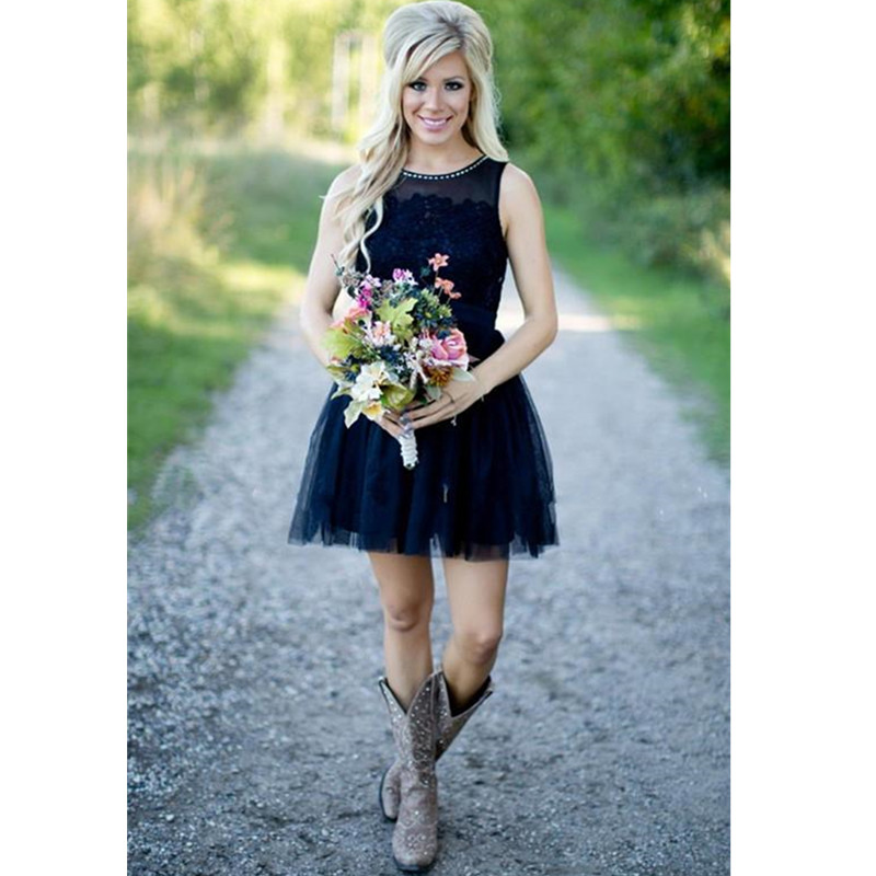 Cheap country bridesmaid dresses