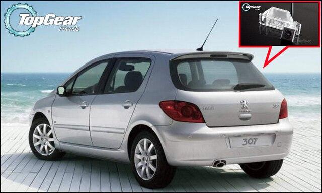 Car Camera For Peugeot 307 Hatchback / 307cc 2001~2014 High Quality ...