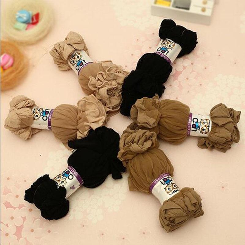 20 pcs /lot Ultrathin Transparent Women Summer   Socks   Women Crystal Short   Socks   For Woman Female Elastic Nylon   Socks   & Hosiery