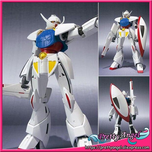 Japan Anime Original Bandai Tamashii Nations Robot Spirits No.039 Action Figure - Turn A Gundam Regular Edition japanese anime original bandai tamashii nations gundam z robot spirits no 171 z gundam action figure