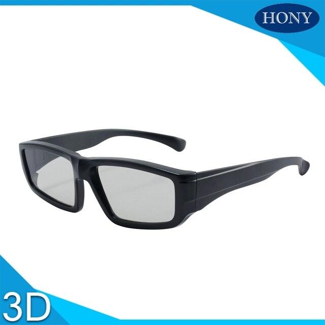 4d9555097b8 10pcs Pack Cheap Plastic 3D Glassess IMax Cinema Glasses