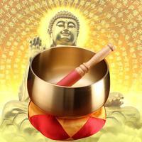 Tibetan Buddhist Chanting Healing Yoga Meditation Sing Sound Therapy Copper Bowl