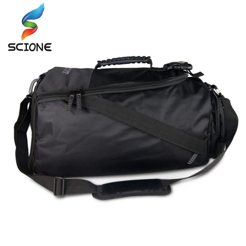 Top Nylon Outdoor Portable Men Sports Handbag Waterproof Training Basketball Backpack Professional Women Travel Crossbody Bags|Gym Bags| |  - title=