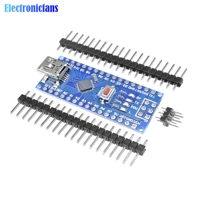 USB Nano V3.0 ATMEGA328P CH340G 5V 16M Micro-Controller Board Für Arduino