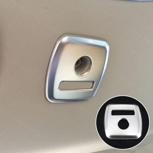 Подходит для Toyota Alphard 15 2017 внутренняя стальная крыша Nanoe крышка фильтрации воздуха отделка