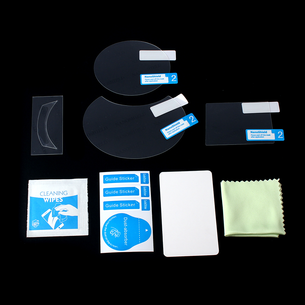 KEMiMOTO For BMW F800GS F800R F800S F800GT Cluster Scratch Protection Film Screen Protector Motorcycle Accessories