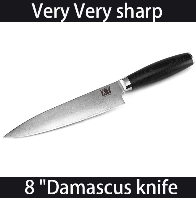 online get cheap kitchen knife damascus -aliexpress | alibaba