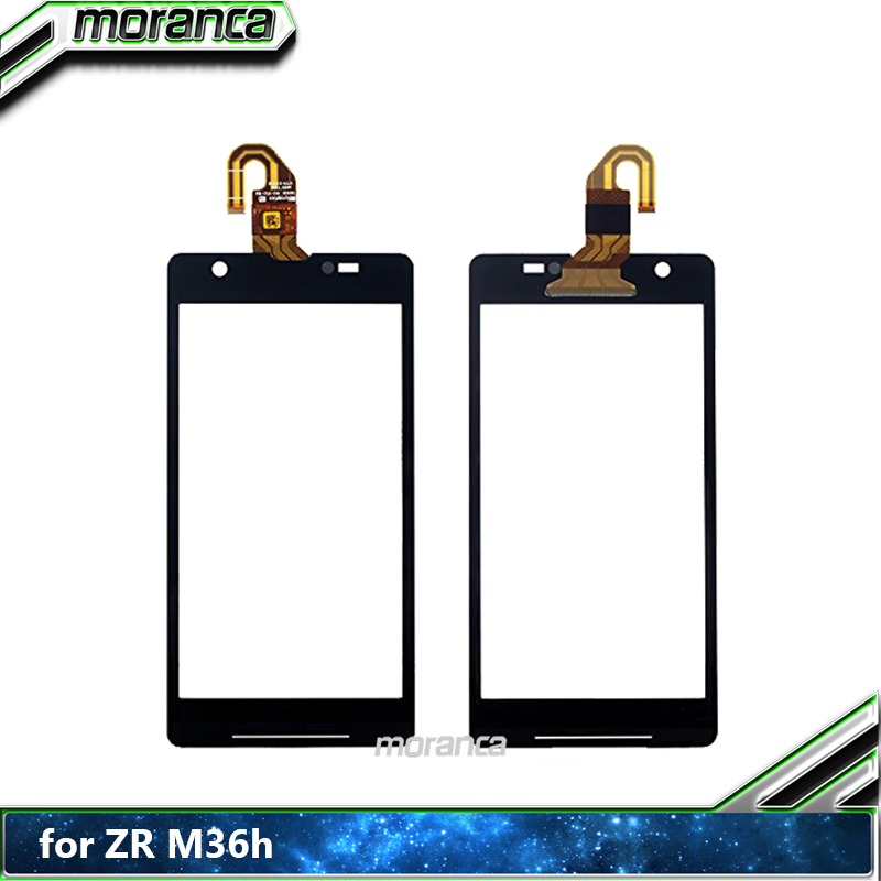 4.6 inch Touch Screen ZR M36h Digitizer Front Glass Panel Sensor Lens Touchscreen for Sony  Xperia ZR M36H M36 C5502 C55034.6 inch Touch Screen ZR M36h Digitizer Front Glass Panel Sensor Lens Touchscreen for Sony  Xperia ZR M36H M36 C5502 C5503