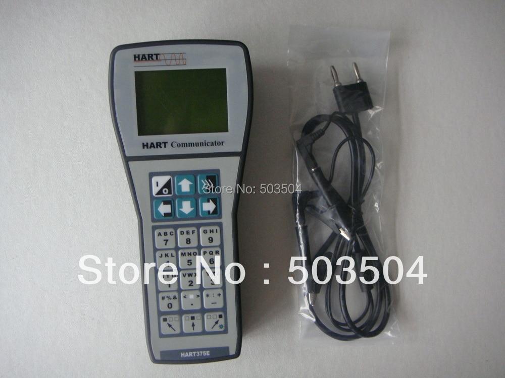 Hart 375  Communicator  HART communication modes 375 communicator, English Menu fast delivery
