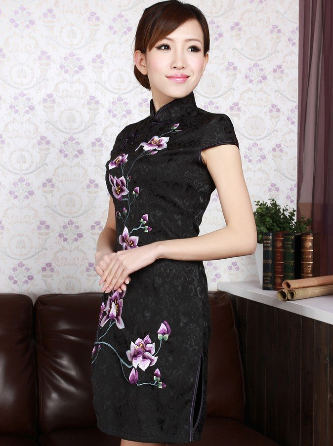 schnittmuster chinesisches kleid in schnittmuster chinesisches kleid ...