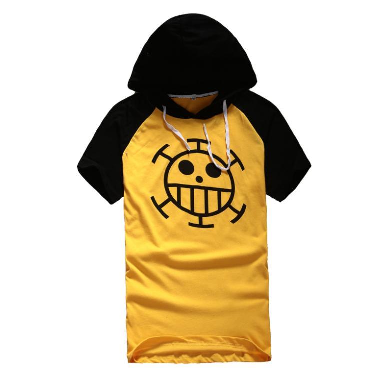 Hot Summer Adults T-shirt Sweatshirt Jp Anime One Piece Tees Sweatshirt Casual Style Print Shirt  Tees  For Unisex
