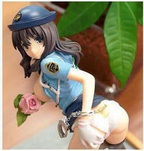 Sexy Doll Figure Action Diagram Anime police Beautiful Girl Sexy Body s Soft Chest Waiting For