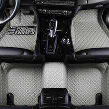 HLFNTF Custom car floor mats For Suzuki all model Grand Vitara Kizashi Swift JIMNY Wagon alivio SX4 X5 LANDY car accessories все цены